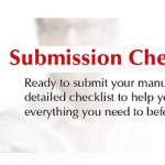 سابمیت مقاله و چک لیست کاربردی برای انجام دقیق آن