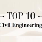 ده مقاله برتر مهندسی عمران از سال 2006 تاکنون