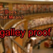 پروف مقاله یا Galley Proofs چیست؟